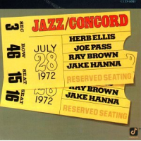 "Read ""Jazz/Concord"" reviewed by Mark Barnett"