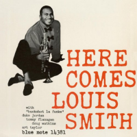 "Read ""Louis Smith: Here Comes Louis Smith – 1957"" reviewed by Marc Davis"