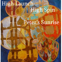Peter's Sunrise: High Launch, High Spin