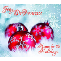 Album Home for the Holidays by Joey DeFrancesco