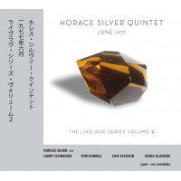 Horace Silver Quintet: June 1977 (livelove Series Vol 2)
