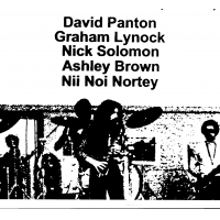 Album David Panton's One Music Ensemble (1978 & 79) by David Panton
