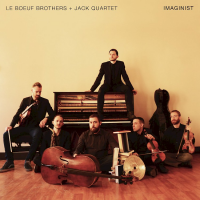 Album Imaginist by Le Boeuf Brothers