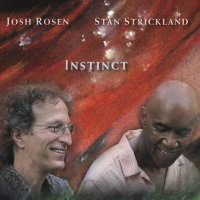 Album Instinct by Josh Rosen