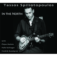 "Guitarist Tassos Spiliotopoulos Releases ""In The North"" - Out Now"