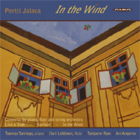 Album Pertti Jalava: In the Wind by Pertti Jalava