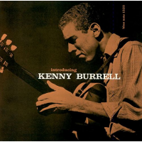 "Read ""Introducing Kenny Burrell – Blue Note 1525"" reviewed by Marc Davis"