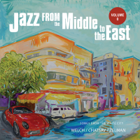 "Read ""Jazz from the Middle to the East - Songs from the White City Volume 2"" reviewed by Nathalie Tamara Freson"