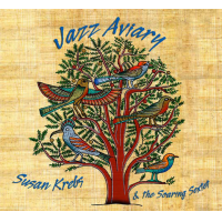 Album JAZZ AVIARY by Susan Krebs