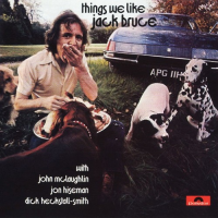 Jack Bruce: Things We Like