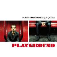 Album Playground by Matthieu Marthouret