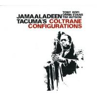 Album Jamaaladeen Tacuma's Coltrane Configurations by Jamaaladeen Tacuma