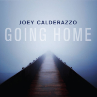 Album Going Home by Joey Calderazzo