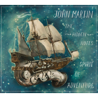 The Hidden Notes - Spirit of Adventure by John Martin