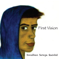 Album First Vision by Jonathan Saraga