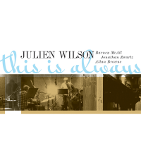 Album This is Always by Julien Wilson