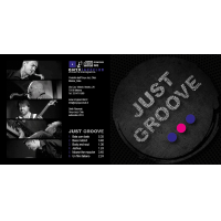 Album Just groove  by Gianfranco Menzella