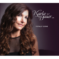 Album Totally Gone - all songs written and recorded by Karla Bauer by Karla Bauer