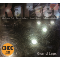 Album Kartet Grand Laps by Hubert Dupont