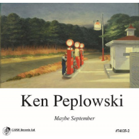 Ken Peplowski: Maybe September