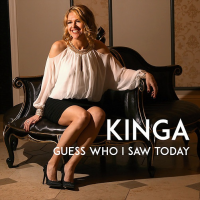 "Kinga - Canada's Hot New Vocalist - Releases ""Guess Who I Saw Today"""