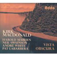 Album Vista Obscura by Kirk MacDonald