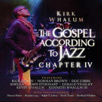 Kirk whalum the gospel according to jazz chapter ii (cd, album.