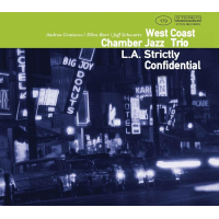 L.A. Strictly Confidential by Andrea Centazzo
