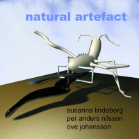 NATURAL ARTEFACTS  by Ove Johansson