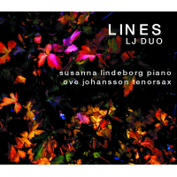 "LINDEBORG/JOHANSSON DUO ""Lines"" by Ove Johansson"