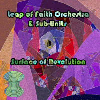 PEK: Leap of Faith Orchestra & Sub Units - Surface of Revolution (2 CDs)