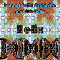 PEK: Leap of Faith Orchestra & Sub-Units - Helix (2 CDs)