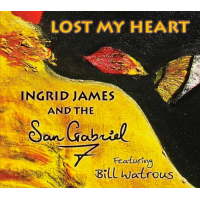 Album Lost My Heart by Ingrid James
