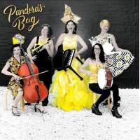 "Read ""Pandora's Bag"" reviewed by Geannine Reid"