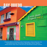 Album Latin Jazz Project  Vol1 by Ray Obiedo