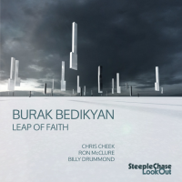 Album Leap of Faith by Burak Bedikyan