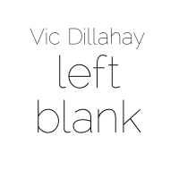 left blank