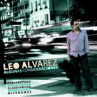 Album Algunas Consideraciones by Leo Alvarez
