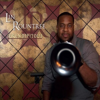 Album Serendipitous by Lin Rountree