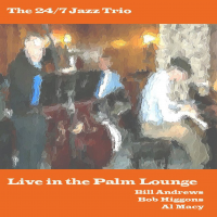 Album Live in the Palm Lounge by Al Macy
