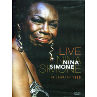 Album DVD: Nina Simone: Live in Germany 1989 by Leopoldo F. Fleming
