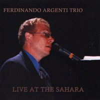 Live At The Sahara by Ferdinando Argenti