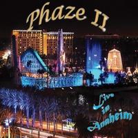 Album Live in Anaheim by Phaze II Jazz