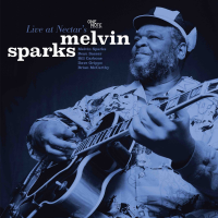 Album Live at Nectar's by Melvin Sparks