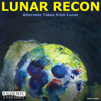 Album Lunar Recon by Endemic Ensemble