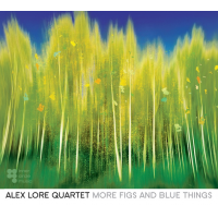 Album More Figs and Blue Things by Alex LoRe