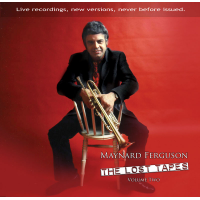 Album The Lost Tapes Volume Two by Maynard Ferguson