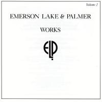 Works Volume 2 by Emerson, Lake & Palmer