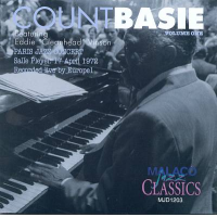 Count Basie Orchestra: Paris Jazz Concert, April 1972