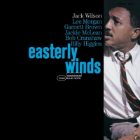 Album Easterly Winds by Jack Wilson